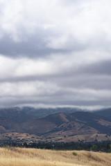 Looking towards Mt Diablo (Will Kimeria) Tags: clouds mtdiablo mountdiablo northconcord bart northconcordbart northconcordmartinezstation