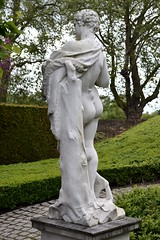 Unknown artist - Pan with Pipe, Kew Palace, Royal Botanic Gardens, Kew, Surrey, May 2014 - 12 (ketrin1407) Tags: pan statue sculpture marble pipe flute woodwind nude naked sensual erotic mythology unknownartist unknowndate kew kewgardens royalbotanicgardens surrey