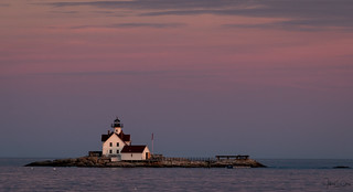Cuckolds Lighthouse, Southport Maine