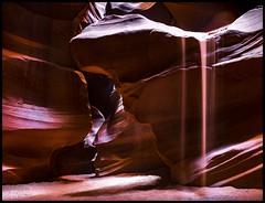 Sands of Time... (thepotsdamer) Tags: antelopecanyon page arizona slotcanyon longexposure