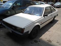 1982 Toyota Carina Coupe (Alpus) Tags: toyota carina rare car lebanon beirut june 2017 ta60