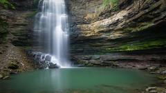Chedoke falls (andrewpmorse) Tags: chedoke chedokefalls water waterfall hamilton ontario canada landscape landscapes cliffs longexposure rocks canon 5dmarkiv canon5dmarkiv 2470f28lii leefilters leelandscapepolarizer leelittlestopper