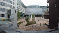 20180525-026 Rotterdam Erasmus MC (SeimenBurum) Tags: rotterdam netherlands erasmus erasmusmc hospital ziekenhuis panorama architecture architectuur