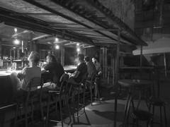 It's getting dark (kandic Sonja) Tags: beer pub company people talk drinking rockcaffe