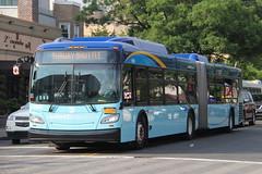 IMG_7736 (GojiMet86) Tags: mta nyc new york city bus buses 2017 xd60 6006 subway shuttle 31st street ditmars blvd