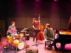 ENEMY (the justified sinner) Tags: justifiedsinner panasonic 17 20mm gx7 enemy jazz trio birmingham conservatoire cityuniversity bcu music