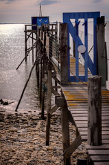 La cabane de pêcheurs aux mouettes (Fabrice Denis Photography) Tags: nouvelleaquitaine france cabanedepêcheurs seascapes ocean charentemaritime oceanphotography seascapephotography carrelet coastalphotography seascapephotographer baiedyves yves coastal seascapephotos sea fr