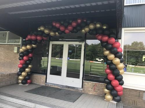Ballonboog 8m EBOH Dordrecht Kampioen