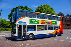 Another Trident (mangopearuk) Tags: uk unitedkingdom england hampshire bus buses publictransport transit stagecoach stagecoachsouth stagecoachinthesouthdowns stagecoachhampshire portsmouth southsea havant adl alexanderdennis