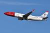 LN-DYV  FCO (airlines470) Tags: msn 39009 ln 3790 b7378jp 737 737800 norwegian air shuttle fco airport lndyv