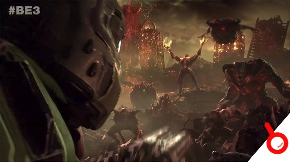E32018:《毀滅戰士永恆》公布宣傳片放出