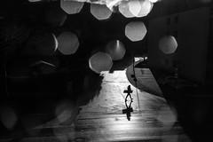 Front bokeh - Back light (Black&Light Streetphotographie) Tags: monochrome mono menschen menschenbilder people personen portrait peoples portraits leute urban tiefenschärfe wow sony streetshots streets streetshooting schwarzweis streetportrait street sw sonya7ii streetphotographie dof deepoffield shadows schatten fullframe vollformat city closeup blackandwhite blackwhite bw bokeh bokehlicious