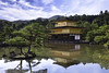 kinkakuji the golden Pavilion (temple) (Andres Moline) Tags: kinkakuji 金閣寺 goldentemple kyoto japan goldenpavilion canon 5dsr