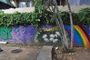 HI18_HNL_014 (Tai Pan of HK) Tags: hawaiʻi mokuʻāinaohawaiʻi stateofhawaiʻi hawaiki ʻavaiki savaiʻi kingdomofhawaiʻi hawaiʻiloa o'ahu thegatheringplace rainbowstate honolulu crossroadsofthepacific shelteredbay hnl thebigpineapple town paradise mural streetart slogan symbol emblem logo relief azulejo tiles eslogan emblema grafiti pared muro wall graffiti