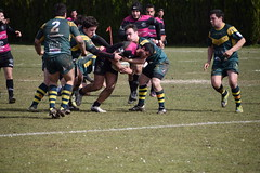 All-Rugby vs ULE Toyota León RC