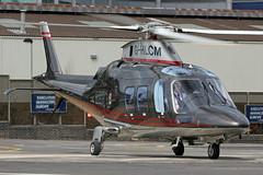 G-HLCM Leonardo Spa AW109SP (kertappa) Tags: img8418 ghlcm leonardo spa aw109sp london heliport battersea eglw