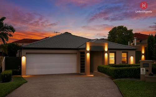 8 Avoca Cl, West Hoxton NSW 2171