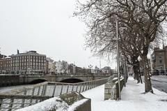18MAR01 SLYNNLEE-6338 (Suni Lynn Lee) Tags: dublin ireland beastfromtheeast winter snow cold blizzard city street