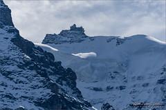 Jungfraujoch met Sphinx Observatorium (Hans van Bockel) Tags: hansvanbockel d7200 nikon sigriswil zwitserland lauterbrunnen ch jungfraujoch switzerland jungfrau swiss schweiz 70300mm tamron