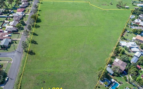 Lot 321 Greenwood Avenue, Singleton NSW