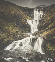 Toftá (►►M J Turner Photography ◄◄) Tags: toftá streymoy faroeislands føroyar færøerne færeyjar scandinavia waterfall cascade