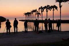 The Photographers (Steven Hessler) Tags: sunrise biscaynebay miamidadecounty parksandrec southflorida deeringestate equinox canon60d stevenhessler photographers silhouette