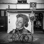 Mrs Doyle, Go n Go on Go on, Pauline McGlynn, a piece of art by