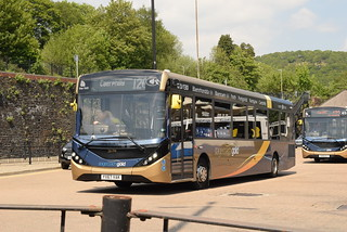 SW 26194 @ Pontypridd bus station