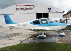 Cirrus SR22, PP-LUC (Antônio A. Huergo de Carvalho) Tags: cirrus cirrussr22 sr22 sr22gts sr22gtsx ppluc