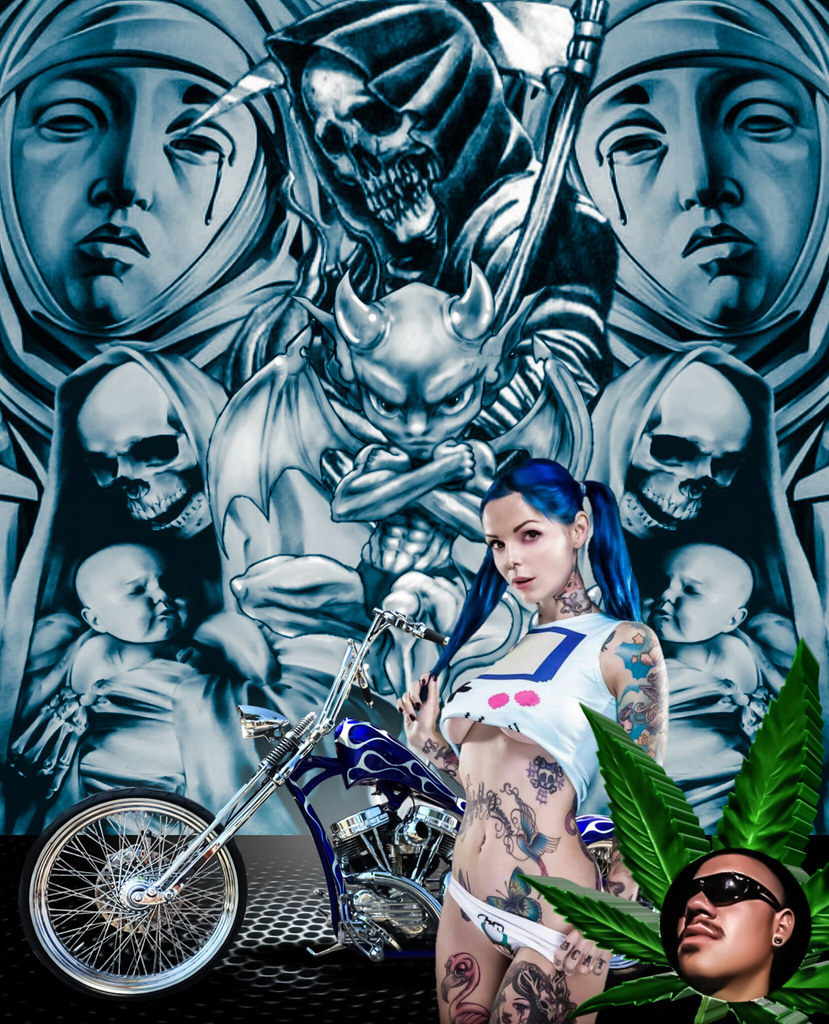 d7914513b9cd1 The World's most recently posted photos of chola and tattoo - Flickr ...
