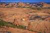 Badlands Bighorn Alpenglow (Bridget Calip - Alluring Images) Tags: 2018 alluringimagescolorado america badlandsnationalpark bridgetcalip llc mountains nationalpark southdakota usa arid canyon desertcandles desolate dry ecology empty endless environment erosion fossils geologicalformation grass grasslands habitat hot land landscape meadow peaceful prairie remote sandstonerockformations scenery scenicdrive solitude spring stark strata stunning terrain tourism traveldestination vacation vast vegetation wavesofgrain wilderness wind windswept