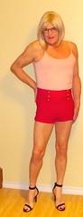 It is all about the shorts - 2 (donnacd) Tags: sissy tgirl tgurl dressing crossdress crossdresser cd travesti transgenre xdresser crossdressing feminization tranny tv ts feminized domina touchy feely he she look 易装癖 シー