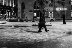 17drj0253 (dmitryzhkov) Tags: urban outdoor life human social public stranger photojournalism candid street dmitryryzhkov moscow russia streetphotography people bw blackandwhite monochrome night lowlight nightphoto nightphotography badweather snow snowfall