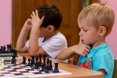 VIII Turniej Szachowy o Mistrzostwo Przedszkola Europejska Akademia Dziecka-2