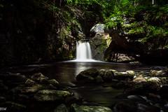 Doane Falls (MikeWeinhold) Tags: doanefalls royalston massachusetts 6d 1740mm bigstopper leefilters waterfall hiking newengland