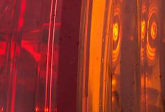 Rear light cluster (christina.marsh25) Tags: citroen c6 automatic transportation macromondays closeup macro light red yellow indicator brake lightcluster