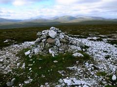 geal charn summit (galoot fc) Tags: scotland hills corbett
