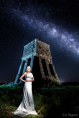La princesa de Berninches (Yorch Seif) Tags: vialactea milkyway noche night nocturna nocturnal lightpainting longexposure largaexposicion estrellas stars d7500 tokina1116