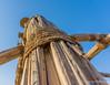 The sky is the daily bread for the eyes. (George Balanikas) Tags: al ain sky handmade nikon d7200 construction weird