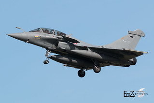 338 / 4-IO French Air Force (Armée de l'air) Dassault Rafale B
