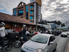 Paralisação dos caminhoneiros 2018