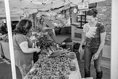 DSCF5543.jpg (RHMImages) Tags: xt2 monochrome produce blackandwhite veggies bnw farmersmarket streetphotography strawberries nevadacounty nevadacity fujifilm fuji