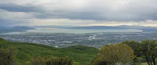 Utah Lake Wide Angle