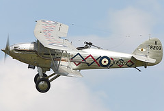Hawker Demon (Graham Paul Spicer) Tags: