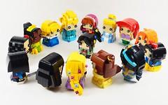 Princess No.15 ? (YOS Bricks) Tags: wreckit ralph vanellope brickheadz disney princess lego