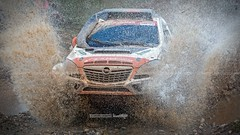 Opel Mokka (P.J.V Martins Photography) Tags: offroad reguengosdemonsaraz baja todooterreno opel opelmokka car carro allroad allterrain all4racing rally rali outdoors portugal 4x4 4wd vehicle motorsport motorsports water spray