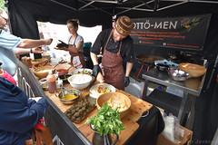 Ottomen Wrap Stall (Bri_J) Tags: sheffieldfoodfestival2018 sheffield southyorkshire uk foodfestival yorkshire nikon d7200 ottomen wrap stall streetfood falafel middleeasternfood