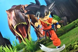 Kid Goku Was So reckless.