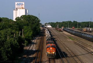 BNSF's Emporia Yard
