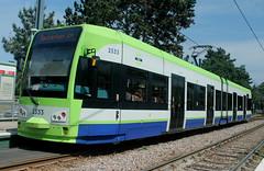 London Tramlink: 2533 Arena (emdjt42) Tags: 2533 arena londontramlink croydon tram